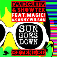 David Guetta feat. Magic! & Sonny Wilson - Sun Goes Down